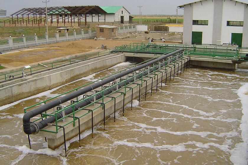 تصفیه فاضلاب های صنعتی برای اولین بار در جنوب کشور