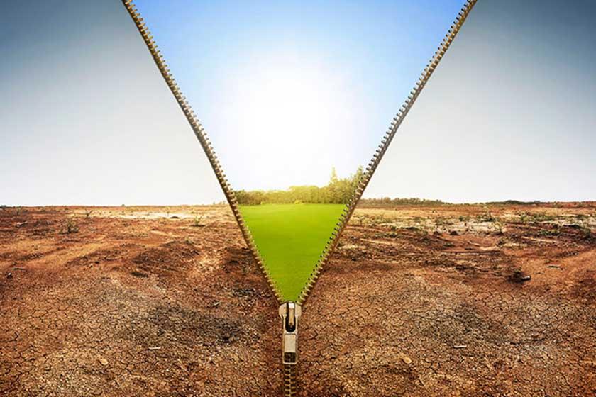 یک سال پربارش نشانه توقف خشکسالی ها نیست