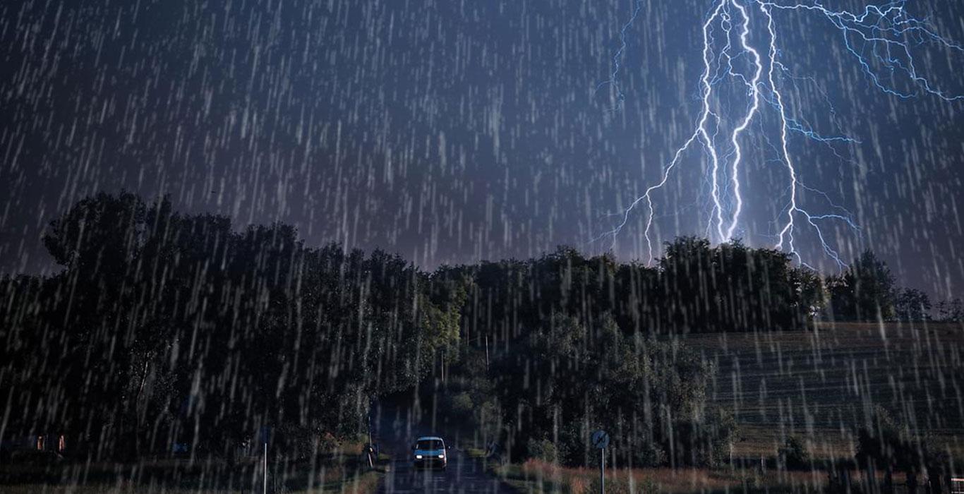 نگاهی به وضعیت بارندگی های سال آبی جدید در ایران