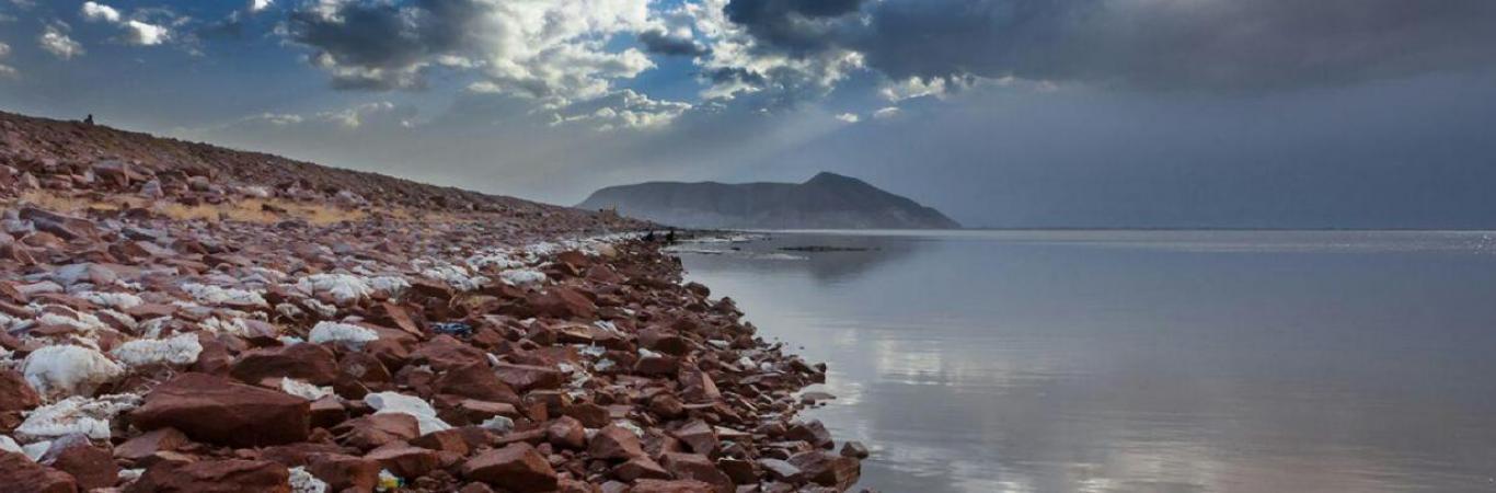 روند تغییرات دریاچه ارومیه/محمد حمیدی