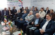 بازدید وزیر نیرو از خط دوم انتقال پساب تصفیهخانه جنوب تهران به دشت ورامین