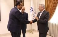 مدیرعامل جدید شرکت آب و فاضلاب استان تهران معرفی شد