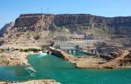 سد گتوند عامل شوری آب خوزستان
