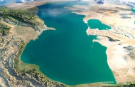 سطح تراز دریای خزر در ۳۰ سال آینده کاهش مییابد