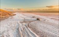 تشکیل تیم کارشناسی برای بررسی وضعیت دریاچه نمک قم
