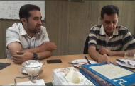 نشست مشترک خانه آب و اندیشکده تدبیر آب ایران