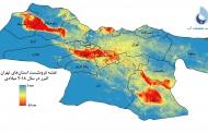 پایش نرخ و دامنه فرونشست دشتهای كشور بصورت بروز و آنلاین با استفاده از تصاویر ماهوارهای