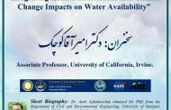 Integrating Human Interactions into Climate Change Impacts on Water Availability