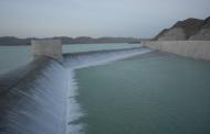 سد پیشین چابهار در سیستان و بلوچستان سرریز کرد