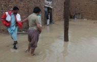 سیلاب و طغیان رودخانه کاجو در سیستان و بلوچستان