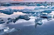 نمایش بنای یادبود یخچال های نخستین در ایسلند