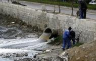 خطر پساب شهرکهای صنعتی برای اراضی کشاورزی در مازندران