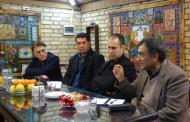 میزگرد چگونگی احیای دریاچه ارومیه با حضور محمد مسعود تجریشی، کاوه مدنی، رضا کیانیان و  شهرام مهاجر