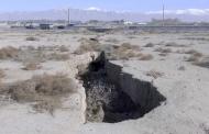 عبور خطر فرونشست زمین در تهران و اصفهان از حد بحرانی