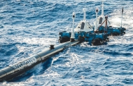 اولین موفقیت در جمع آوری پلاستیک های اقیانوس آرام