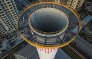 ساخت بزرگترین دستگاه تصفیه کننده هوا در چین
