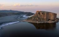 آغاز روند افزایشی تراز آب دریاچه ارومیه