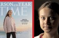 گرتا تونبرگ، شخص سال مجله تایم شد