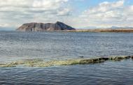 دریاچه ارومیه 3 میلیارد و 290 میلیون مترمکعب آب دارد