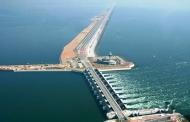 پیشنهاد حصارکشی دریای شمال برای مقابله با افزایش آب دریاها