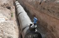 نخستین مخزن اضطراری آب در تهران برای وضعیت بحرانی