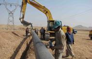 پروژه آبرسانی اضطراری به شهر منوجان در استان کرمان به بهرهبرداری رسید