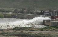 آغاز مرحله دوم رهاسازی آب از سدهای آذربایجانغربی به سمت دریاچه ارومیه