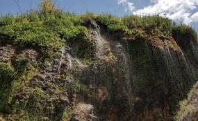 آبشار آسیاب خرابه؛ آبشار زیبای جلفا