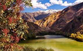 دریاچه مارمیشو ارومیه؛ بهشت گمشده ایران
