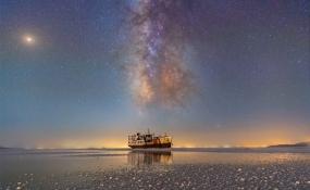 بندر شرفخانه؛ بزرگترین بندر دریاچه ارومیه