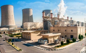 معرفی نیروگاه زرند به عنوان واحد برتر در زمینه سازگاری با کم آبی