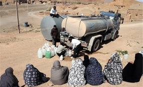 ۴۵ هزار روستایی گلستان روزانه در انتظار تانکرهای آب