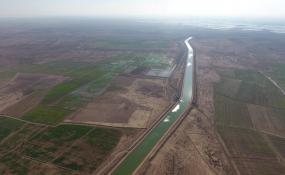 وزیر جهاد کشاورزی از طرح انتقال آب کارون به جراحی دیدن کرد