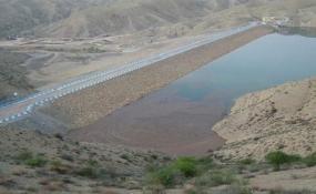ورود ناگهانی سیلاب موجب افزایش کدورت آب مخزن سد شیریندره شده است