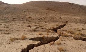 هشدار سازمان نقشهبرداری كشور درباره فرونشست 29 سانتیمتری استان البرز
