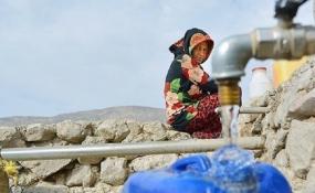 تداوم تنش آبی در شاهرود استان سمنان