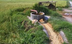 400 هزار حلقه چاه غیر مجاز در کشور شناسایی شده است