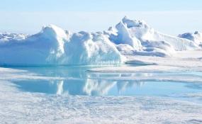 کاهش مساحت پوشش یخی قطب شمال برای دومین بار