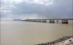 رهاسازی ۷۰۰ میلیون مترمکعب آب از حوضه آبریز به سمت دریاچه ارومیه