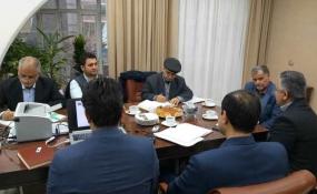 همکاری بخش آب وزارت نیرو و کانون جهادگران جهاد سازندگی