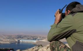 داعش دریچه های سد فرات را بازکرد/ جان هزاران نفر درخطر است