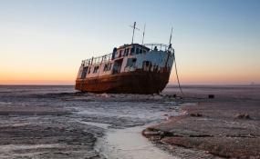کاهش 25 سانتیمتری تراز آب دریاچه ارومیه نسبت به سال گذشته
