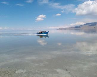 سهم برابر تغییر اقلیم و سدسازیها در خشکی دریاچه ارومیه