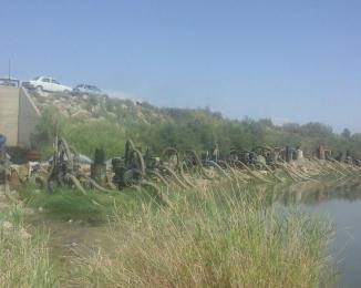 بررسی تقاضای تفحص از برداشتهای غیرقانونی آب از رودخانهها در صحن علنی مجلس