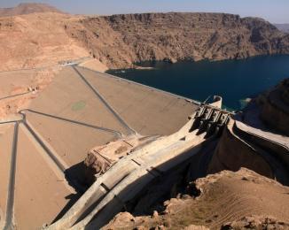 انحلال 21 میلیون تن نمک در مخزن سد گتوند/ نگرانی 85 هزار کشاورز خوزستانی از شورابه