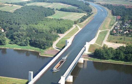 دغدغههای ناشی از انتقال آب سرشاخههای کارون