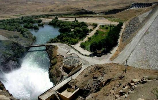 دریاچه ارومیه به میزان ۲٫۴ میلیارد مترمکعب از آب سدها تغذیه شد
