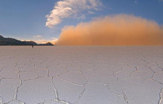 اثرات گرد و غبار نمکی ناشی از خشکی دریاچه ارومیه چیست؟-پریسا پیروز فر- خانه آب ایران