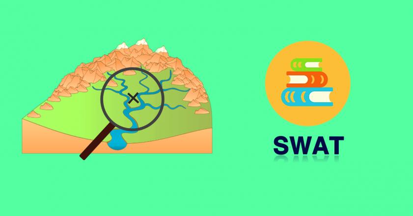 آموزش جامع مدلسازی حوضه آبریز با استفاده از مدل آگروهیدرولوژی SWAT