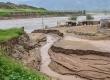 راهحل محیطزیست برای جلوگیری از تبدیل رسوبات سیل به کانون گردوغبار